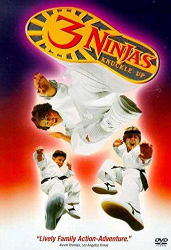 3 Ninjas Knuckle Up [1995] [DVD]