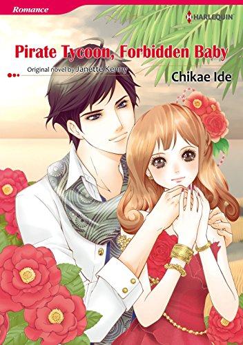 Pirate Tycoon, Forbidden Baby: Harlequin comics (English Edition)