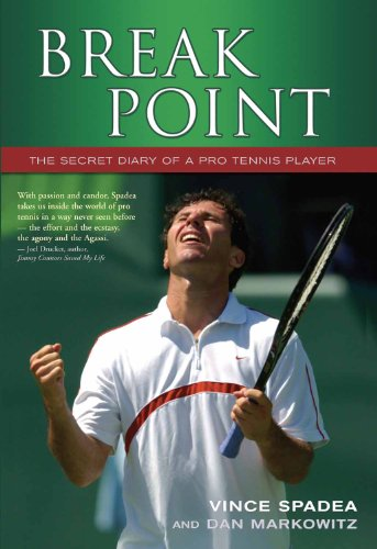 Break Point: The Secret Diary of a Pro Tennis Player (English Edition)