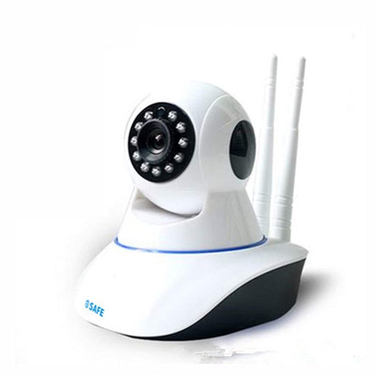 角度ロードされた比類のないYESONEEP 赤ん坊/ペット/乳母のモニターのためのスマートな家の無線電信のモニターのWifiのカメラのモバイルコンピュータの監視カメラ