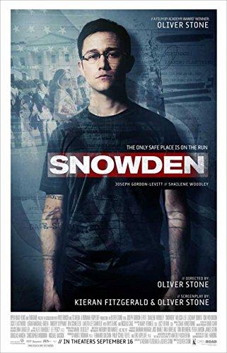 Snowden Movie Poster (68,58 x 101,60 cm)