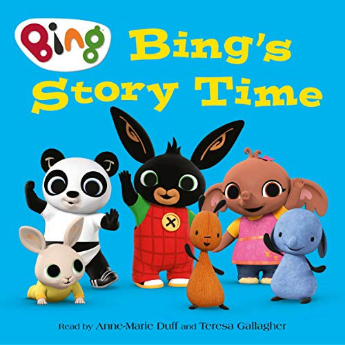 Bing's Story Time cover art