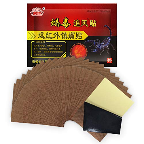 Unim, cerotto medicato cinese sollievo dal dolore, allevia dolori alle articolazioni, alla schiena,...
