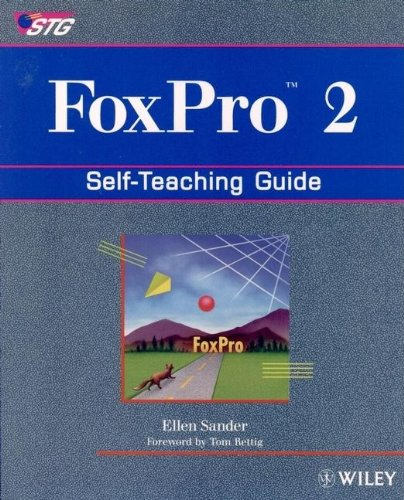 Foxpro 2 (Self-teaching Guides)