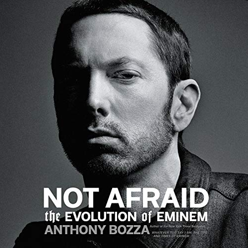 Not Afraid Titelbild