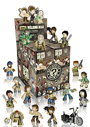 Funko tfgugt007 figura – The Walking Dead – Mystery – Mini Series 3 – Modelo Aleatorio , color/modelo surtido