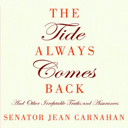 The Tide Always Comes Back audiobook cover art