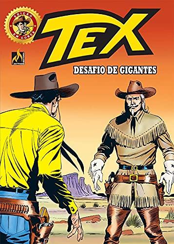 Tex edição em cores Nº 049: Desafio de gigantes