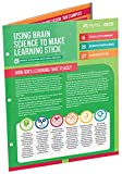 Using Brain Science to Make Learning Stick (Quick Reference Guide)