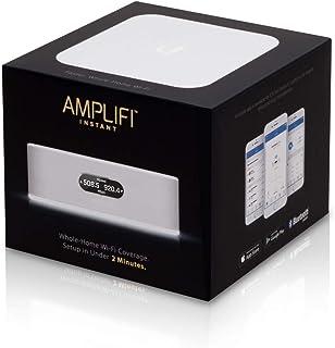 Ubiquiti AmpliFi Instant Router 2, 4 GHz / 5 GHz - Dual Band, Afi-Ins-R-EU (2, 4 GHz / 5 GHz - Dual Band Wi-Fi/Gigabit Eth...