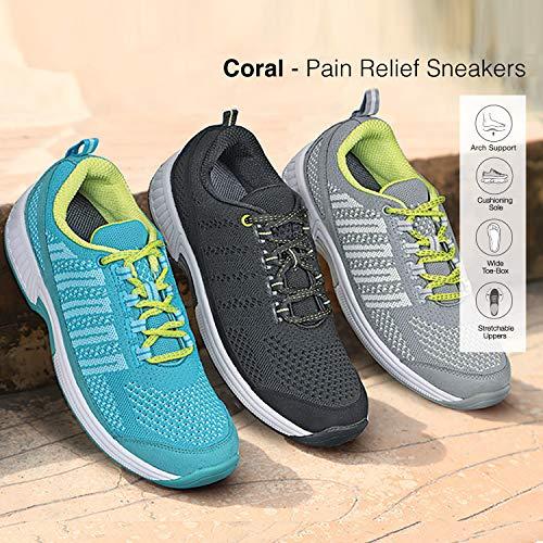 Orthofeet Proven Plantar Fasciitis Women Sneakers