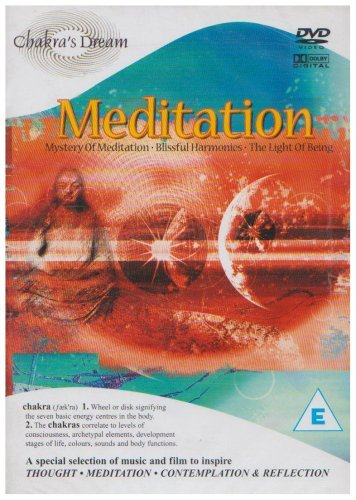 Chakra's Dream: Meditation [DVD] [UK Import]
