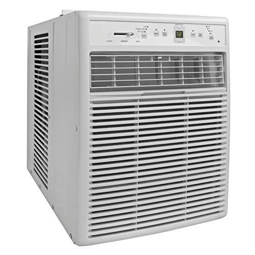 Heavy-Duty Window Air Conditioner, 8,000 BTU, for Slider or Casement windows