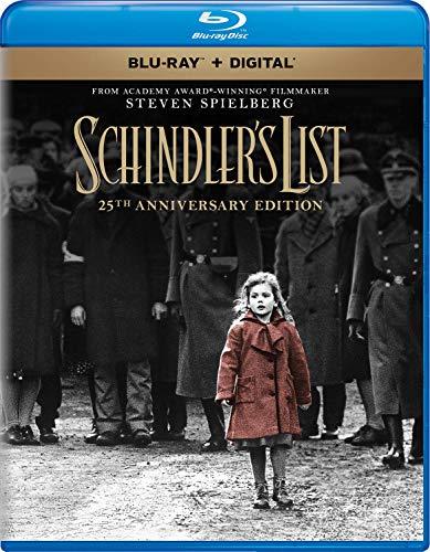 Schindler'S List: 25Th Anniversary Edition (2 Blu-Ray) [Edizione: Stati Uniti]