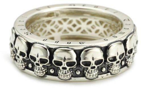 Thomas Sabo anillos Hombre plata 9 k (375)