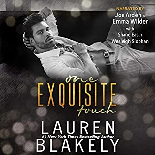 One Exquisite Touch cover art