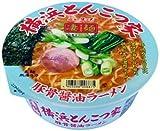ヤマダイ ニュータッチ 凄麺 横浜とんこつ家 117g 24食 (2箱)