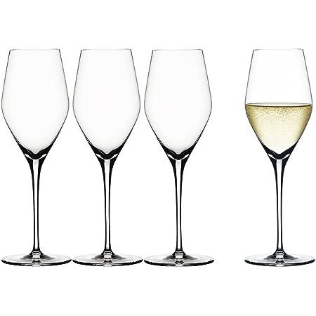 シュピゲラウ(Spiegelau) オーセンティス シャンパン フルート 270ml 4400185 4個入
