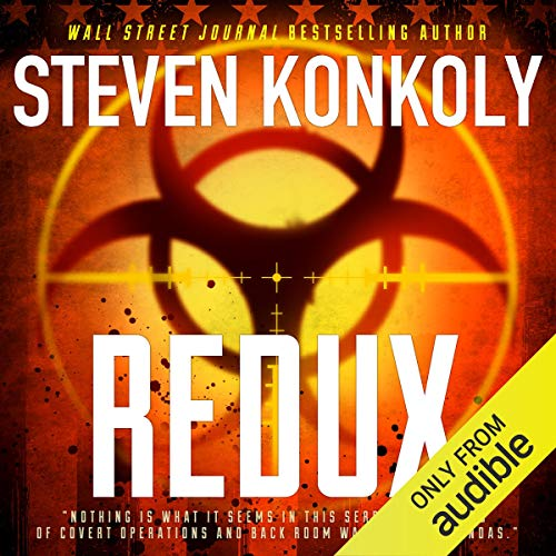 REDUX: A Black Flagged Thriller cover art