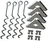 Arrow Shed AK600 Earth Anchor Kit