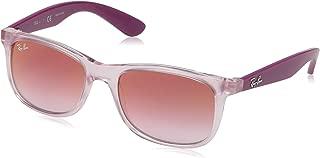 Ray-Ban 雷朋儿童 0rj9062s 透明粉色 48.0 毫米
