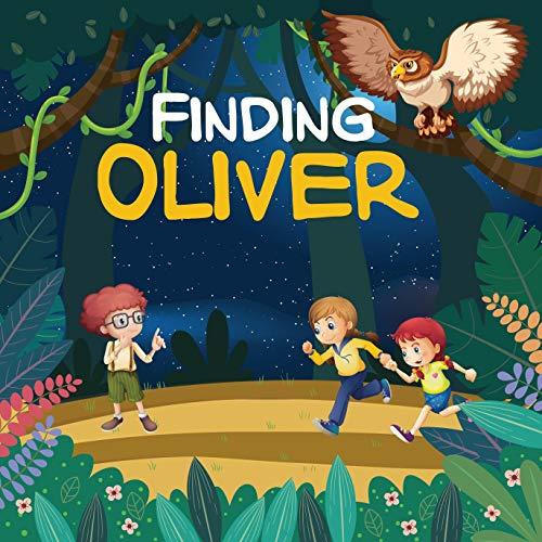 Finding Oliver Titelbild