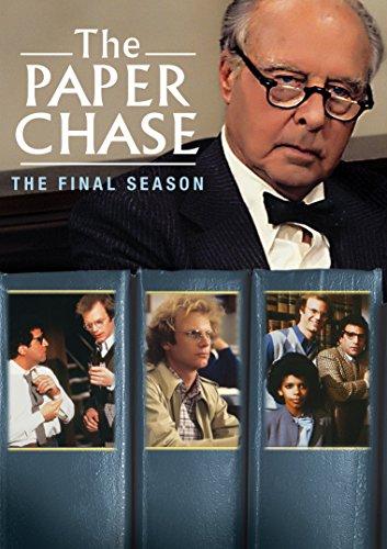PAPER CHASE: THE FINAL SEASON DVD