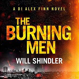 The Burning Men cover art