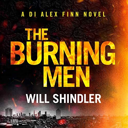 The Burning Men audiobook cover art
