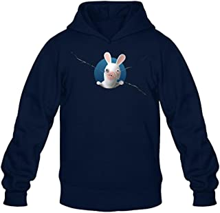 Men's Rabbids Invasion Long Sleeve Sweatshirts Hoodie