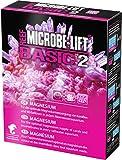 MICROBE-LIFT Basic 2 Magnesio- Suplemento de Magnesio en Polvo para Acuarios de Agua Salada, para Un Cuidado Óptimo de los Corales, También Apto para el Método de Balling 500 g