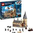 LEGO Harry Potter Hogwarts Great Hall 75954 Building Kit/Magic Castle Toy, Hermione Granger, Draco Malfoy,Hagrid, 878 Piece