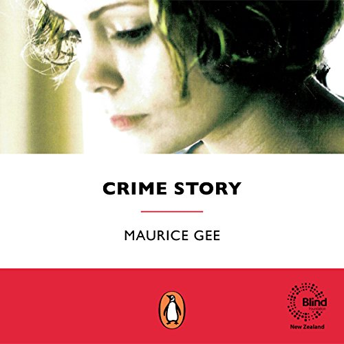 Crime Story audiobook cover art