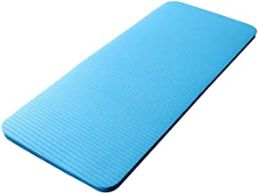 Eco Friendly Non Slip Fitness Exercise Yoga Mat 15MM Thick EVA Yoga Mat Comfortable Foam Knee Elbow Pad Mats for Exercise Mat Yoga Pilates Pads Outdoor Fitness Training Mat