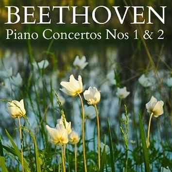 Beethoven - Piano Concertos Nos 1 & 2