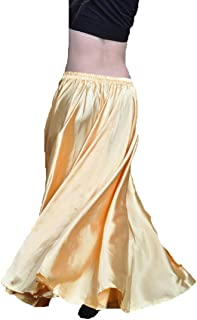 c14a6dc8f1d Jupe de danse orientale Calcifer en satin - Parfaite pour la danse du  ventre - Pour