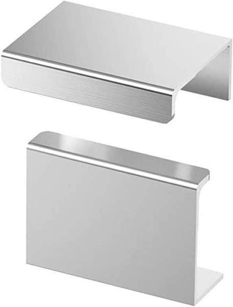 IKEA Blankett Handle Aluminum 2 Pack 902 222 33 Size 2