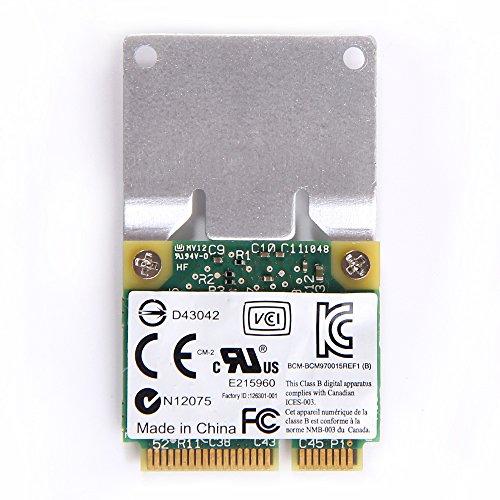 Broadcom BCM970015 クリスタル HD ビデオデコーダーミニ PCI-E アダプタ 1080p AW-VD920H