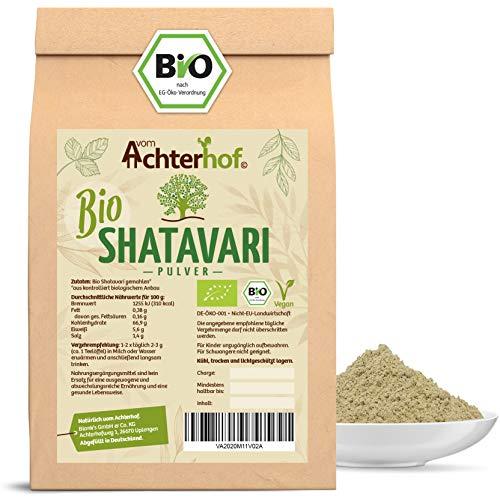 Shatavari Pulver BIO (250g) indischer wilder Spargel Ayurveda vom Achterhof