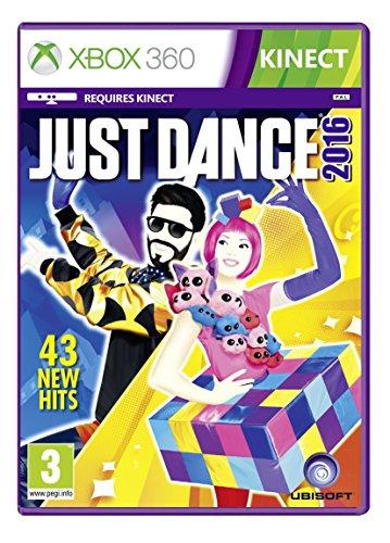 XBOX 360 Just Dance 2016 UK Import auf deutsch spielbar