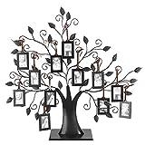 Árbol genealógico de la Familia Frame-Moda Fotos Marco de la Pantalla de árbol con Colgar Cuadros Marcos Decoración for el Hogar (tamaño : L)