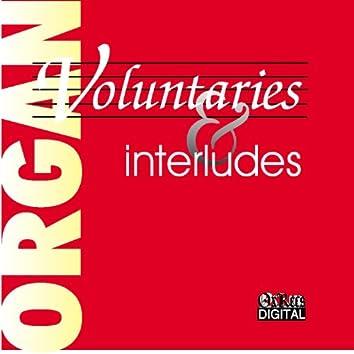 Voluntaries & Interludes