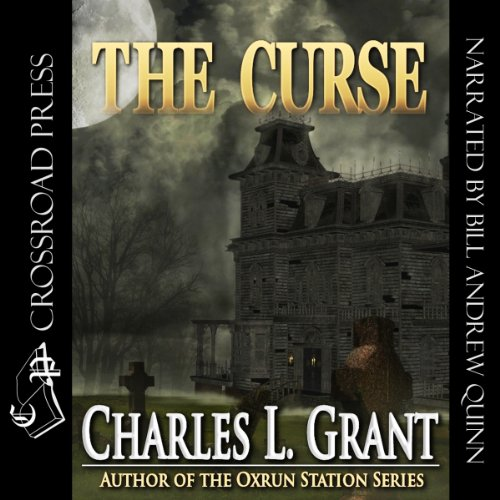 The Curse audiobook cover art