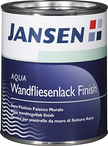 Jansen Aqua Fliesenlack Finish: transparent, 750ml
