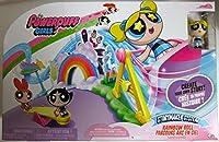パワーパフガールズ バブルス 2インチ フィギュア プレイセット RAINBOW ROLL/THE POWERPUFF GIRLS カートゥーン ネットワーク パワパフ [並行輸入品]