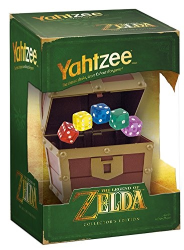 Yahtzee: The Legend of Zelda