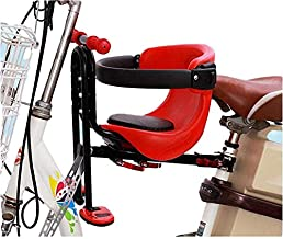 Front Mounted Baby Bike Seat, Universal Kids Bike Seat for Children, Front Mount Bike Child Seats Safety Seat for Bikes Kids Safety Carrier Front Seat (B-Suitable for bicycles without front beams)