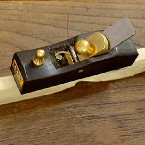 Vintage Holzbearbeitung Flachdach Holzhobel Handhobel Schreinerei Woodcraft Werkzeug - 1