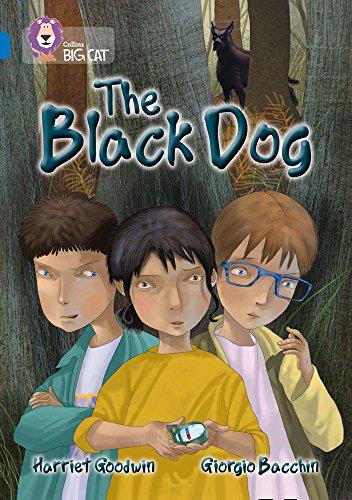 Goodwin, H: The Black Dog: Band 16/Sapphire (Collins Big Cat)