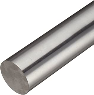 Online Metal Supply 416 Stainless Steel Round Rod, 1.500 (1-1/2 inch) x 12 inches